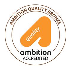 Ambition Quality Bronze Award