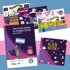 Trans Positive Education for Primary Schools Pack (Upper KS2)